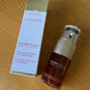 Other - Clarins bestseller Double Serum